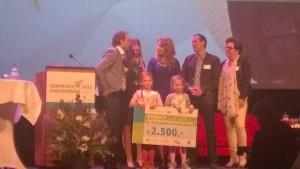 Ronald Pelgrom en Petra Boomsma winnen Publieksprijs Agrarisch Ondernemer 2015
